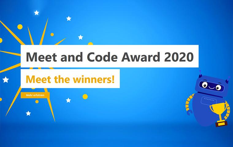 Meet and Code Award 2020