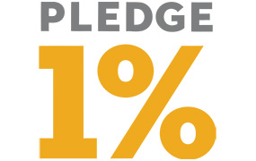 Pledge One Logo