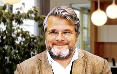 Porträt Thomas Fleischmann