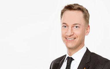 Referent Frank Niedermann