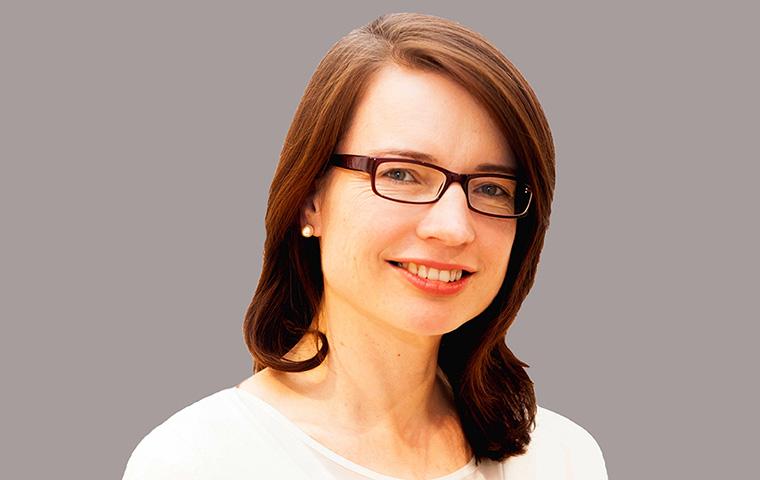Referentin Daniela Wingert