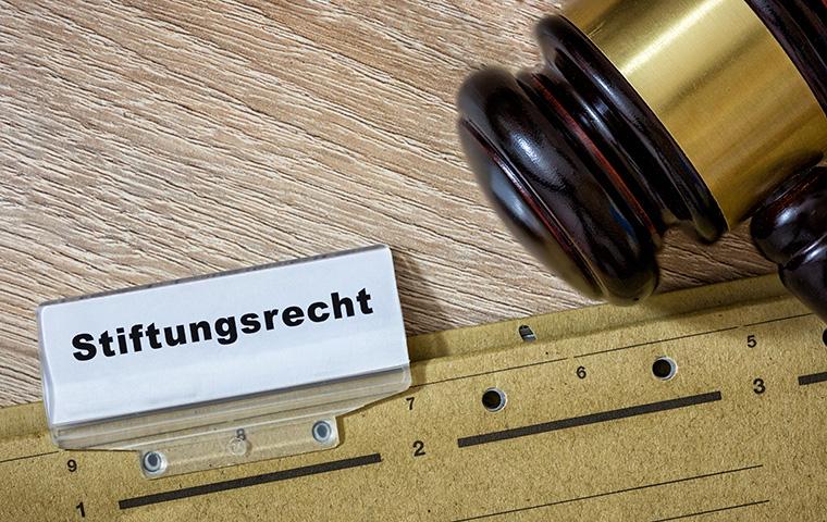 Reform des Stiftungsrecht